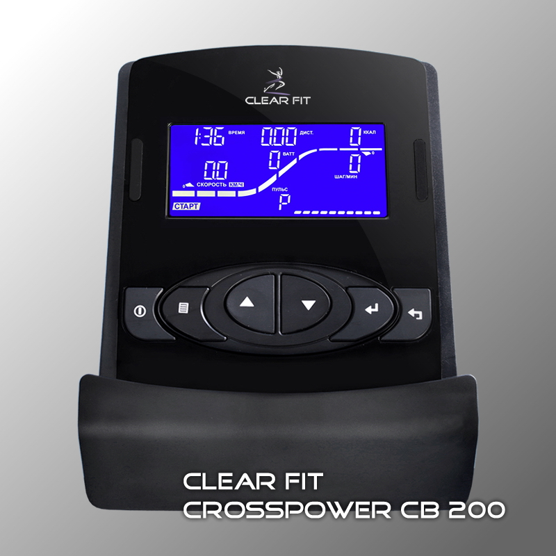 Велотренажер Clear Fit CrossPower CB 200 preview 2