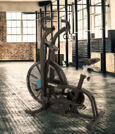 Велотренажер Spirit Fitness AB900 Air Bike preview 20