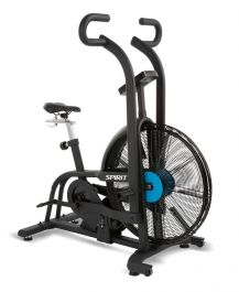 Велотренажер Spirit Fitness AB900 Air Bike preview 6